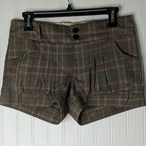 4/$25!! Heritage Plaid Shorts
